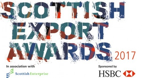Scottish Export Awards 2017 Finalist
