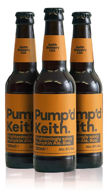 Pump'd Keith